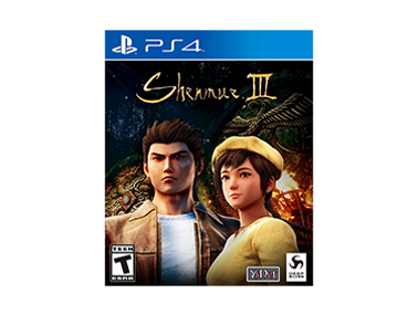 《Shenmue III》《莎木3》PlayStation®4香港版